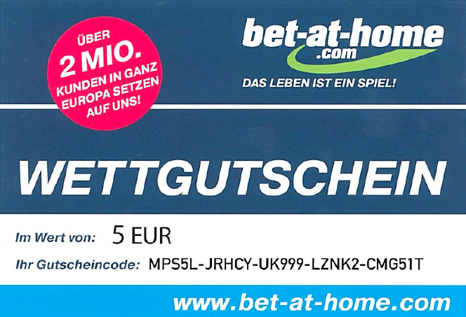 bet and home gutschein