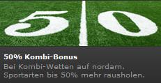 bet365 Kombi Bonus