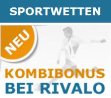 Rivalo Kombi Bonus