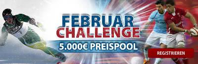 Betclic Februar Challenge