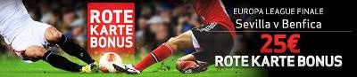 Betvictor Bonus zum Europa League Finale sichern