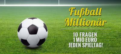 Mybet Fussball Millionär Gewinnspiel