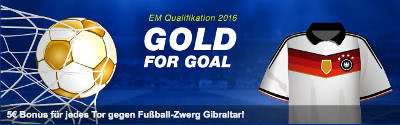 Mybet Bonus Gold for Goal