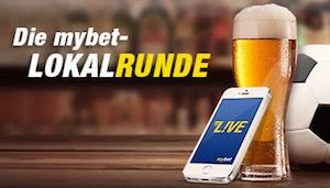 mybet risikofreie mobile Livewette