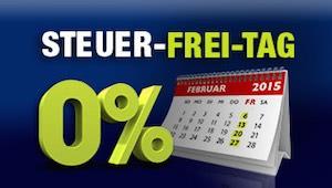 mybet Steuer-Frei-Tag 2015