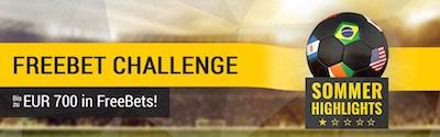 Bwin Freebet Challenge