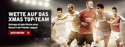 Betsafe Premier League Bonus Banner