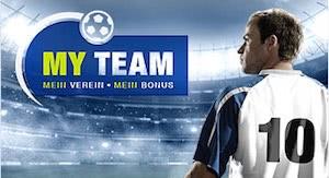 Mybet Bundesliga Bonus myTeam Banner