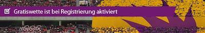 HappyBet Gratiswette für Neukunden