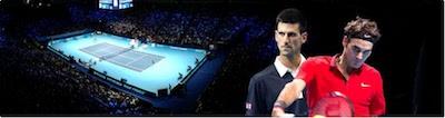 Unibet Bonus ATP Tour Finale Banner