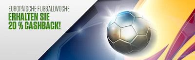 Netbet Angebot zur Champions und Europa League