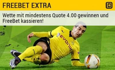 Bwin Gratiswette bei Dortmund vs Tottenham