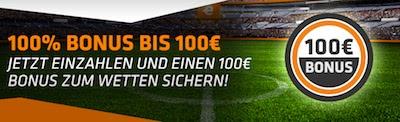 Expekt Neukundenbonus 100 Euro gratis