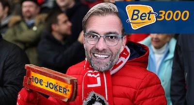 Bet3000 Jokerwette zum Spiel Dortmund gegen Liverpool