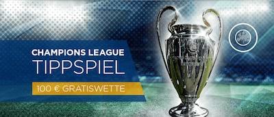 Bet3000 Champions League Viertelfinale Tippspiel