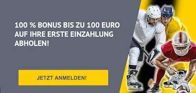 Betsolo Ersteinzahlungsbonus 100 Euro