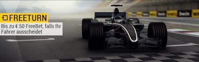 Bwin Formel 1 Freeturn Gratiswette