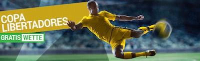 Bwin Freebet zur Copa Libertadores