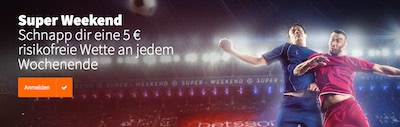 Betsson Super Weekend