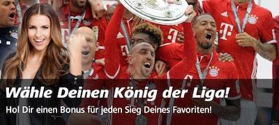 HappyBet Bundesliga Liga König