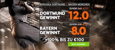 888sport Quoten Bonus Bundesliga