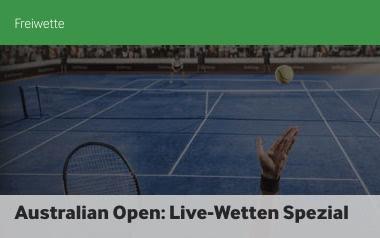 betway australian open live wetten spezial