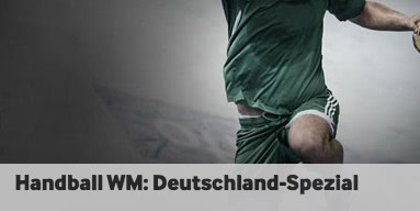 Betway Handball WM Spezial