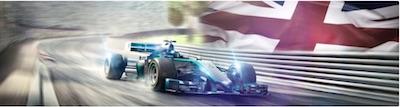 Unibet Promo GP von Silverstone 2017