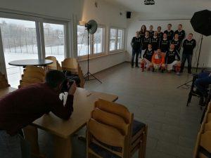 TuS Deuz 2. Herren Fotoshooting Gewinnspiel