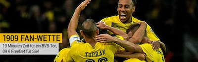 Bwin Wette Borussia Dortmund RB Leipzig