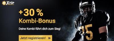 XTiP Kombiwetten Bonus Screenshot