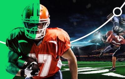 Super Bowl Quotenboost auf Eagels von sportsbet.io