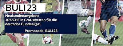 Will Hill Bundesliga Aktion 23 Spieltag