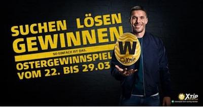 XTiP Ostereier Promotion