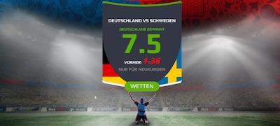 Wettquote Deutschland Südkorea