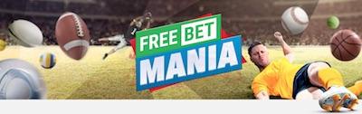 Sportingbet Freebet Mania Promo