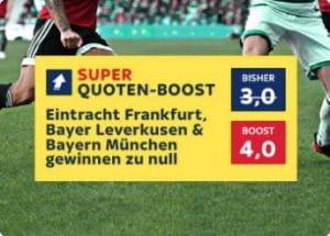 Skybet Quotenboost zum DFB Pokal 2018/2019