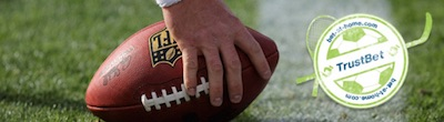 Bet at home Trustbet zu Eagles vs. Falcons