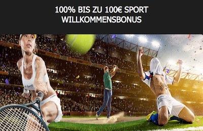 Betfinal Bonus für neue Kunden bis 100 Euro