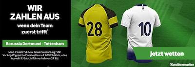 Betway Dortmund Tottenham
