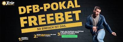 XTiP Freebet zum DFB Pokal