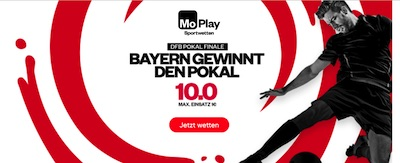 MoPlay: 10.0 auf Bayern gewinnt den DFB Pokal