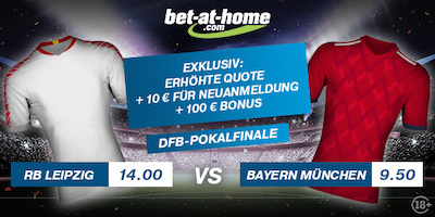 Quotenboost Leipzig Bayern Bet-at-home