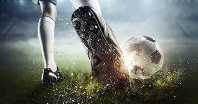 Schuh Fussball Game