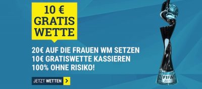 10 Euro Gratisbonus