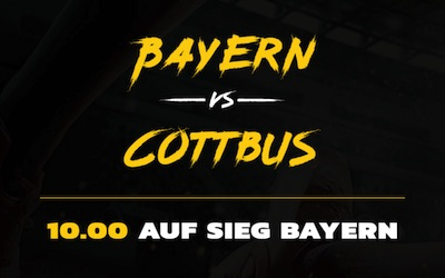 Energybet Bayern Cottbus Quotenboost