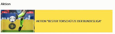 Skybet Bundesliga Torschütze