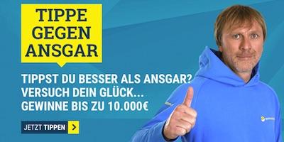 Sportwetten.de: Tippspiel gegen Ansgar Brinkmann