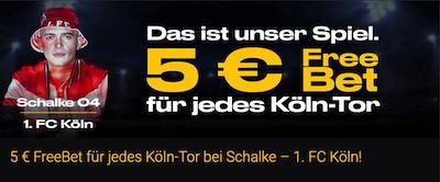 Bwin Das ist unser Spiel Schalke 04 - 1. FC Köln