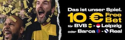 Bwin Wettpromo zu Barcelona-Real und BVB-Leipzig